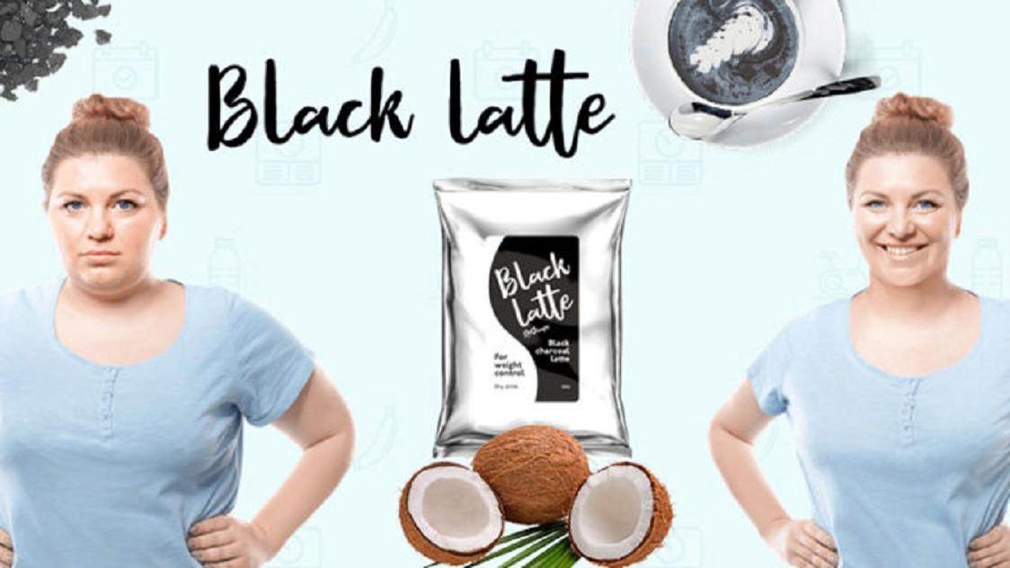Easy black latte- composition - forum  - avis - temoignage
