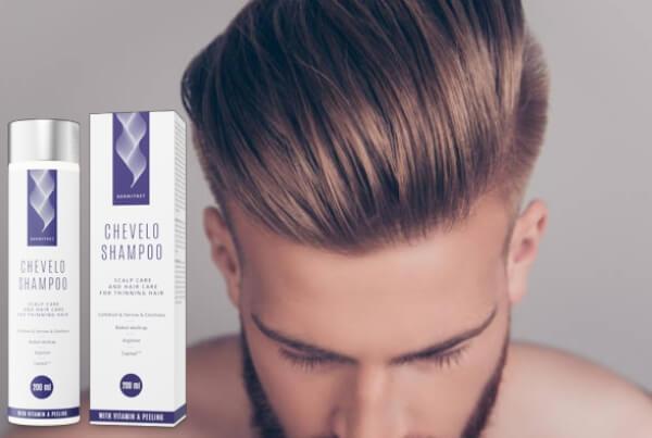 Chevelo Shampoo - achat - mode d'emploi - comment utiliser - pas cher
